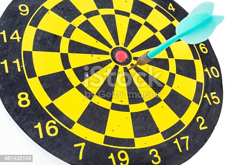 istock darts arrows in the target 481433104