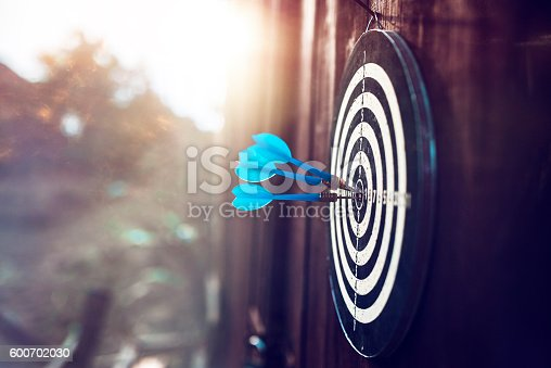 istock darts board at sunset 600702030