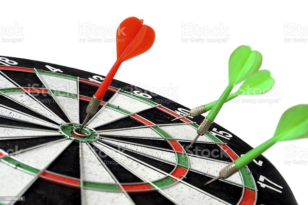 darts royalty-free stock photo
