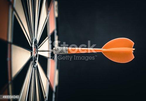 istock Darts 493334040