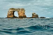istock Darwin´s Arch, Darwin Island, Galapagos Islands 1245946032