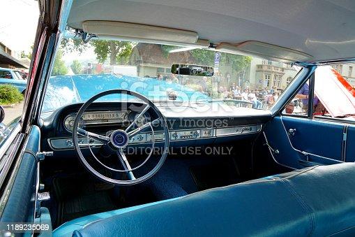 467735055 istock photo dashboard old classic car 1189235069