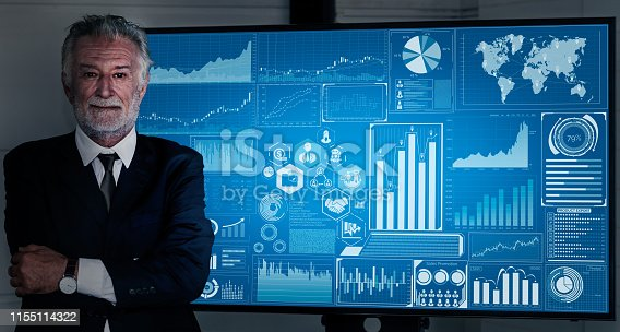 istock Data Analysis for Business and Finance Concept 1155114322