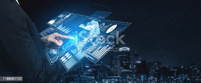 865596974istockphoto Data Analysis for Business and Finance Concept 1189051122