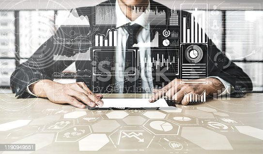 865596974istockphoto Data Analysis for Business and Finance Concept 1190949551