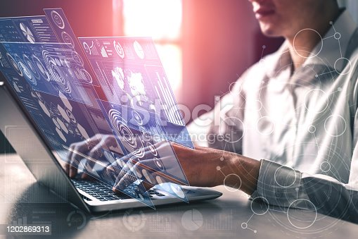 865596974istockphoto Data Analysis for Business and Finance Concept 1202869313