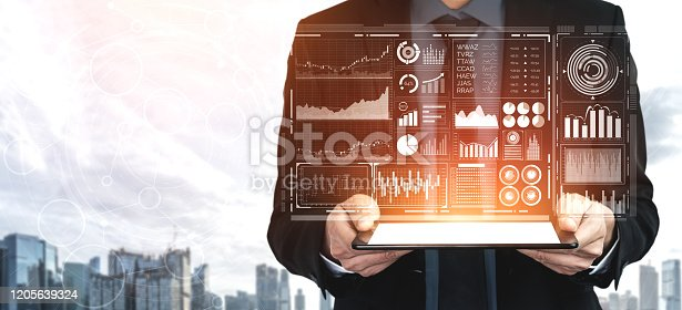 865596974istockphoto Data Analysis for Business and Finance Concept 1205639324
