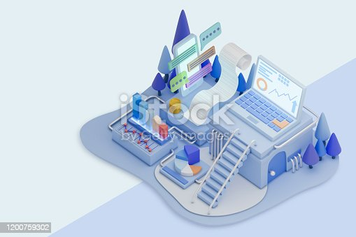 istock Data analysis stock illustration 1200759302