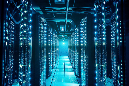 Datencenter Stockfoto und mehr Bilder von Agrarbetrieb