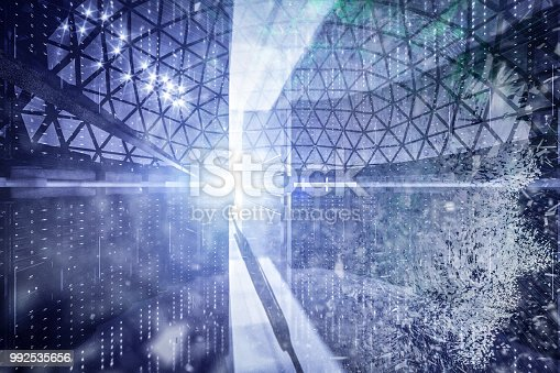 1128821780istockphoto AI data center 992535656