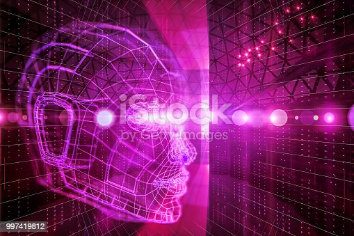 1128821780istockphoto AI data center 997419812