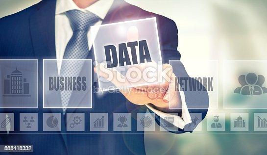 istock Data Concept 888418332