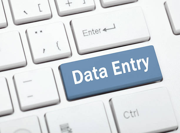 royalty free data entry pictures images and stock photos istock