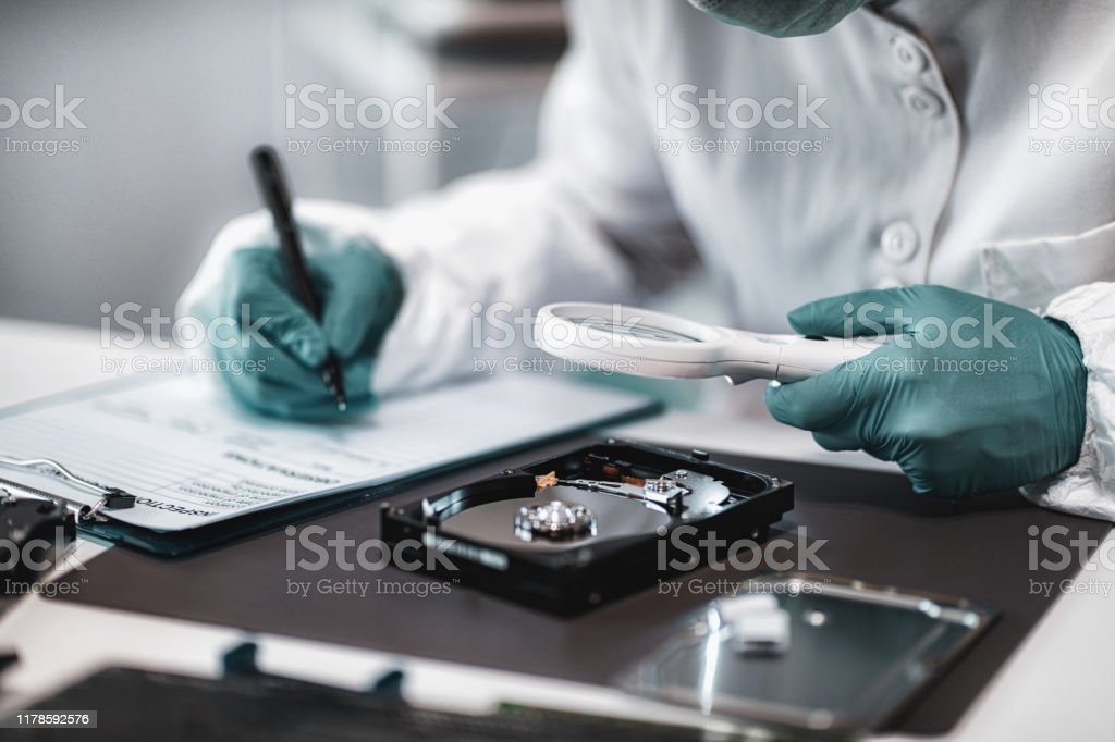 Data Forensic Science Stock Photo Download Image Now Istock