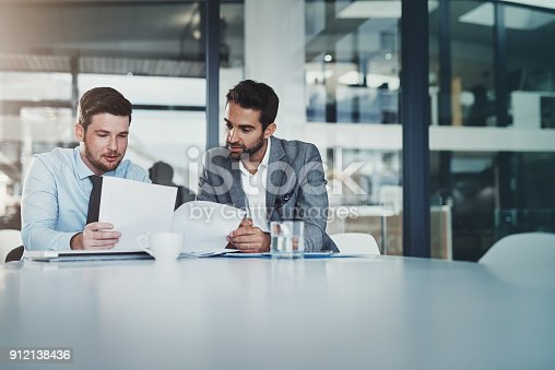 istock Data is precious, use it wisely 912138436