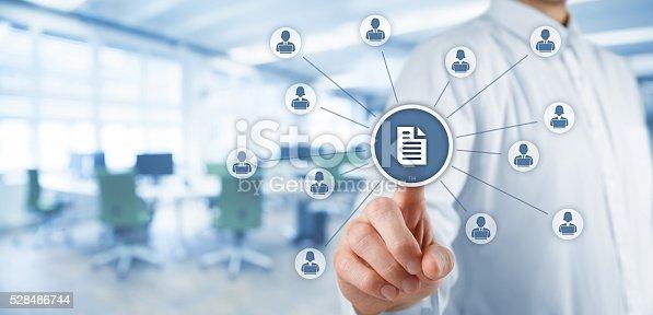istock Data management 528486744
