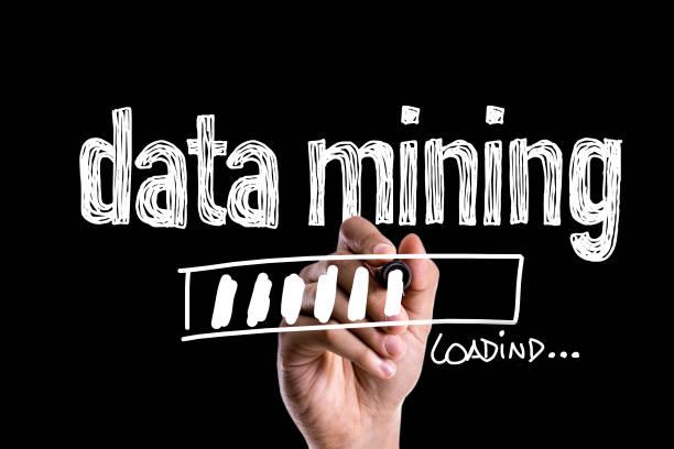 Data Mining stock photo