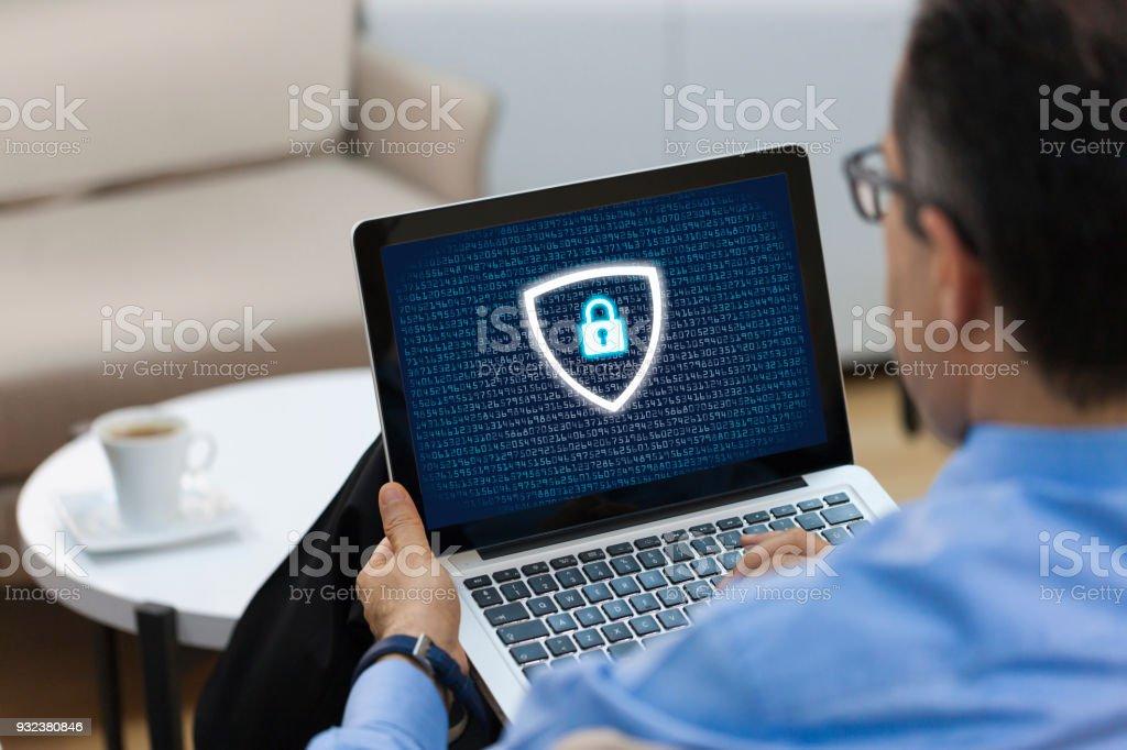 Datenschutz-Konzept – Foto