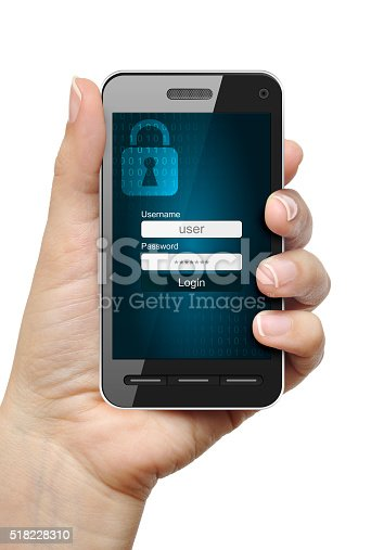 istock Data protection concept 518228310