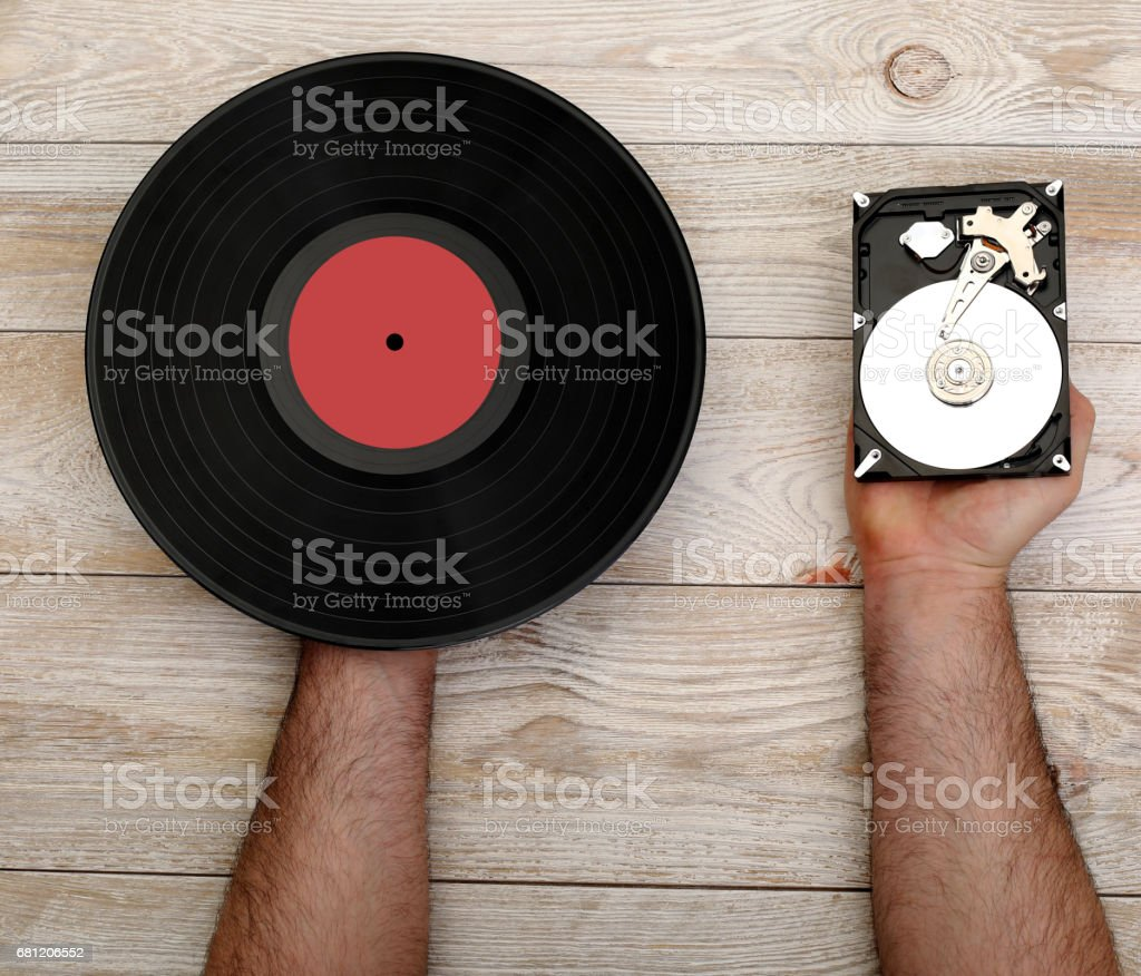 Data record concept – zdjęcie