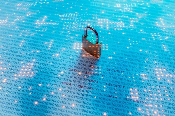 veri güvenlik kavramı görüntüsü - koruma stok fotoğraflar ve resimler
