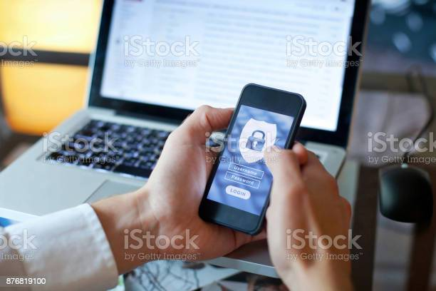 Data Security Concept Login And Password Stock Photo - Download Image Now