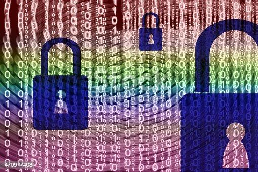 istock Data Security Design 470977408