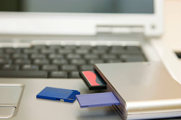 data storage - memory card stock photos and pictures