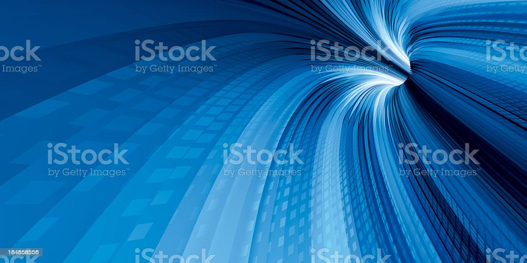 Data Transfer Background Wide stock photo