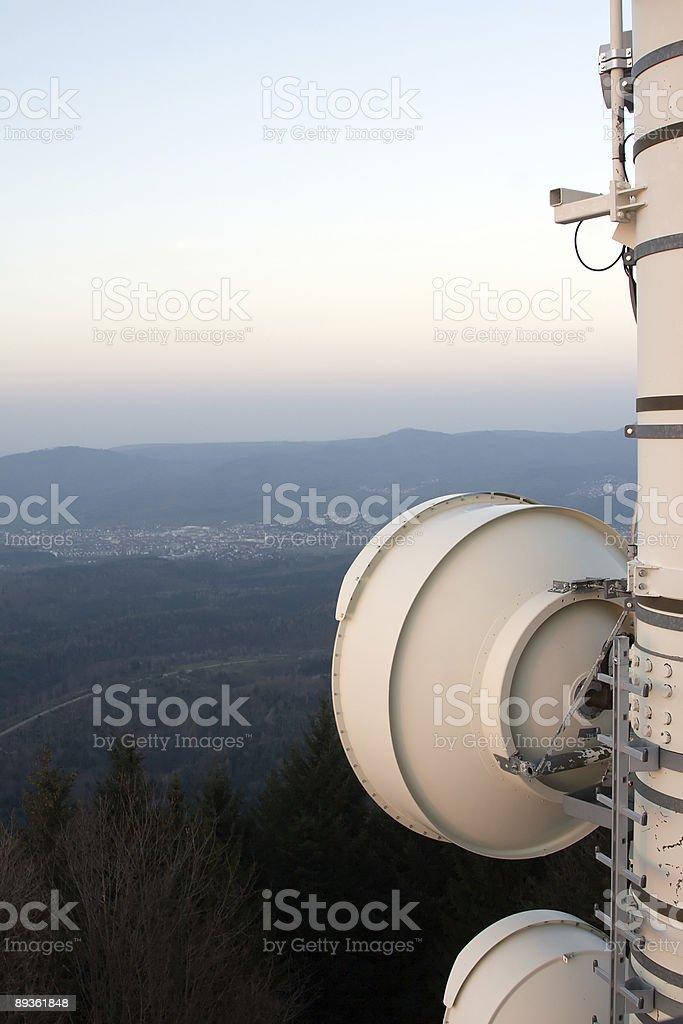 transmission des données photo libre de droits