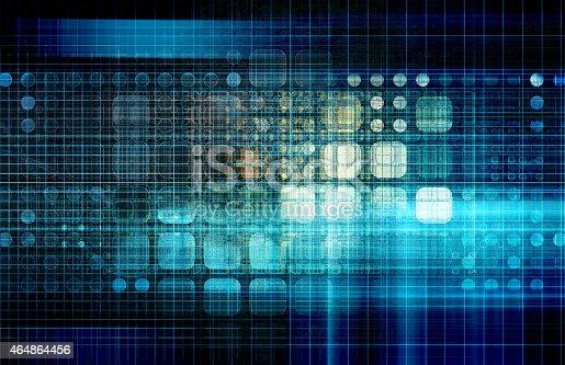 istock Database Network 464864456