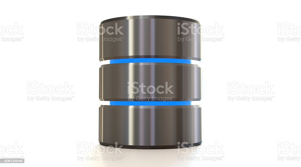 Database stock photo
