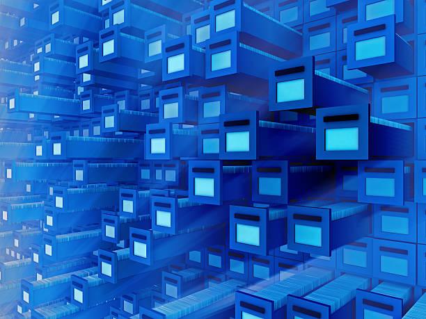 Banco de dados - foto de acervo