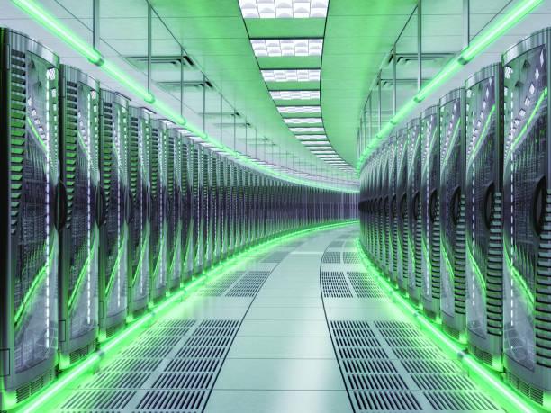 Datacenter – Foto