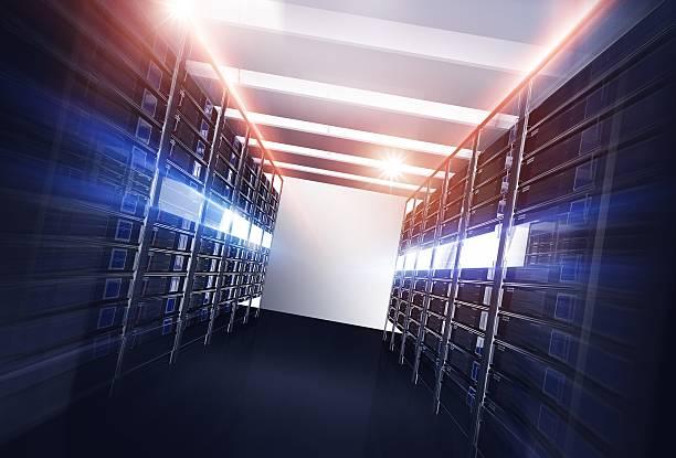 Rechenzentrum Server Alley – Foto
