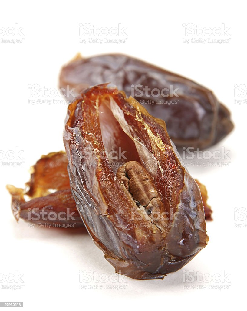 Date dried fruit royalty-free stock photo