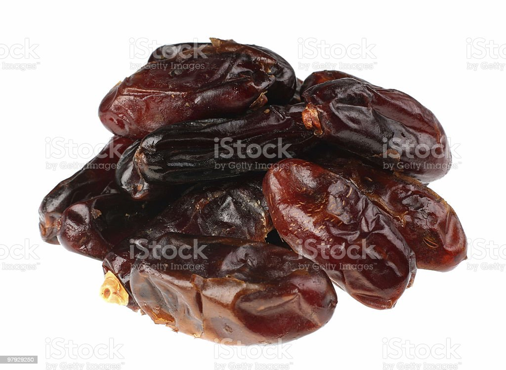 Date fruit royalty-free stock photo