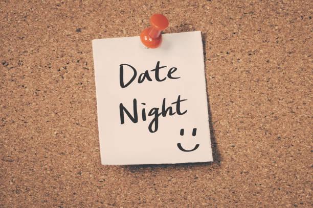 fecha de la noche  - date night fotografías e imágenes de stock