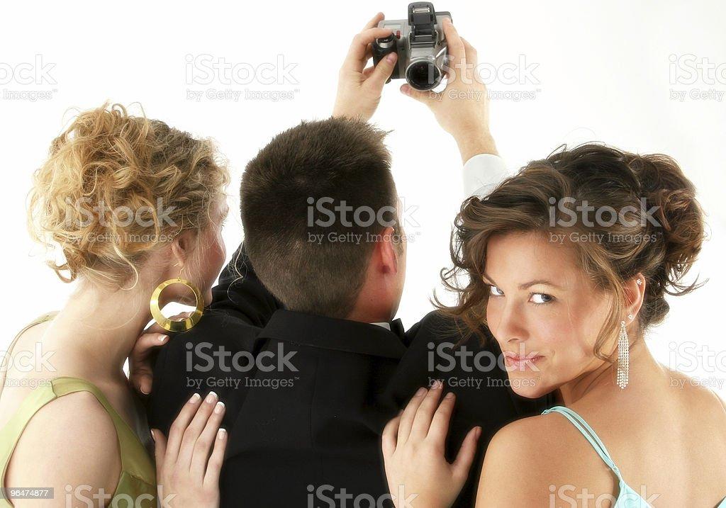 Date Night royalty-free stock photo