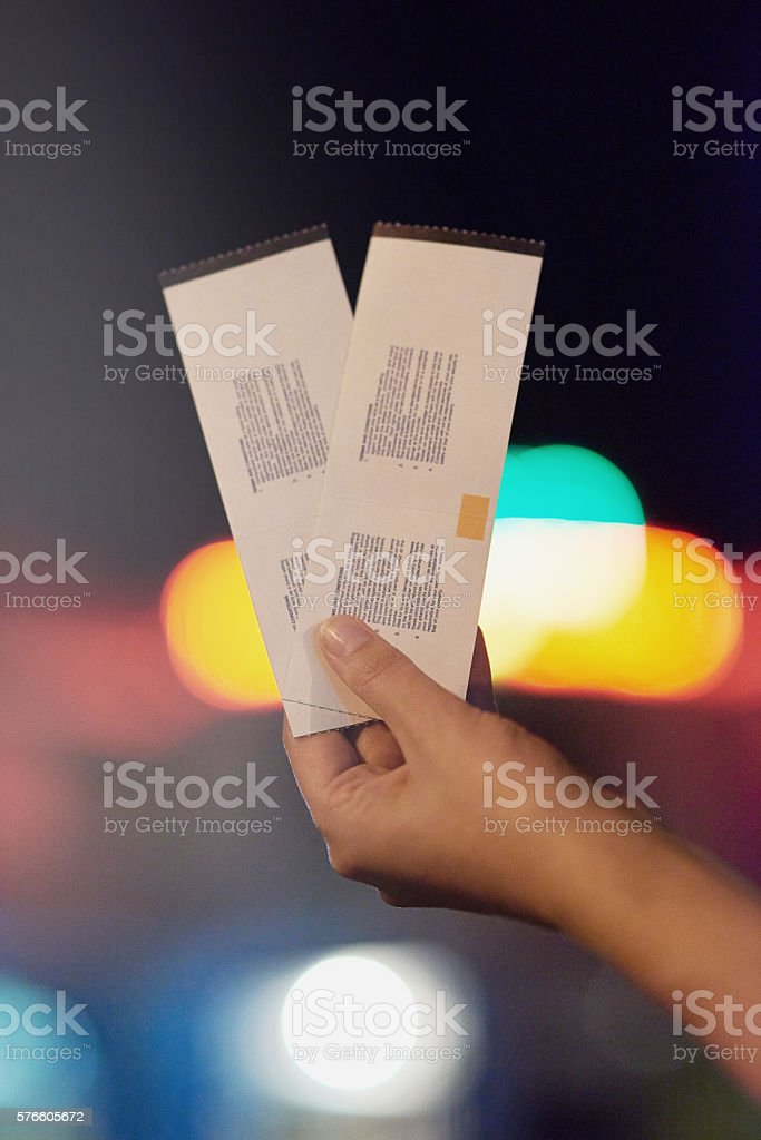 Date night starts here stock photo