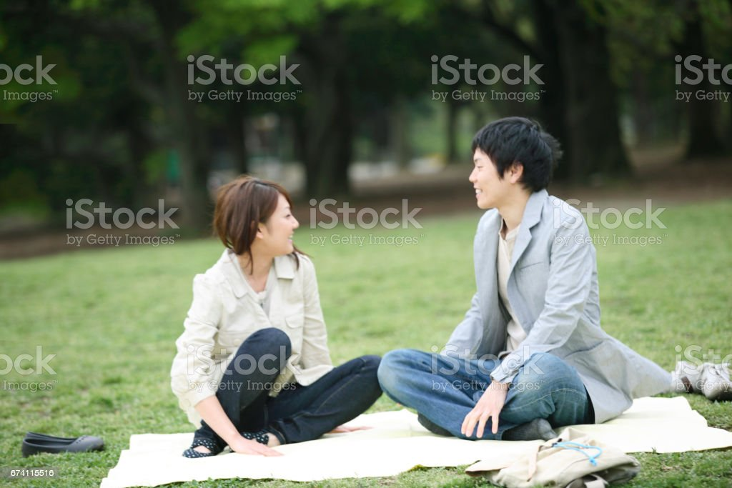Dating image royalty-free stock photo