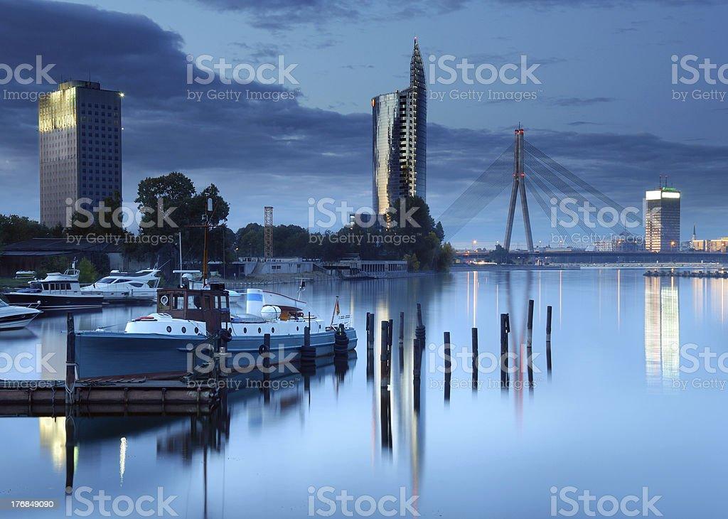 Daugava. – Foto