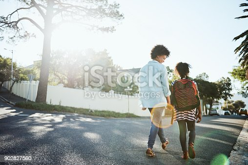 istock Daughter and mother bonding time 902827560