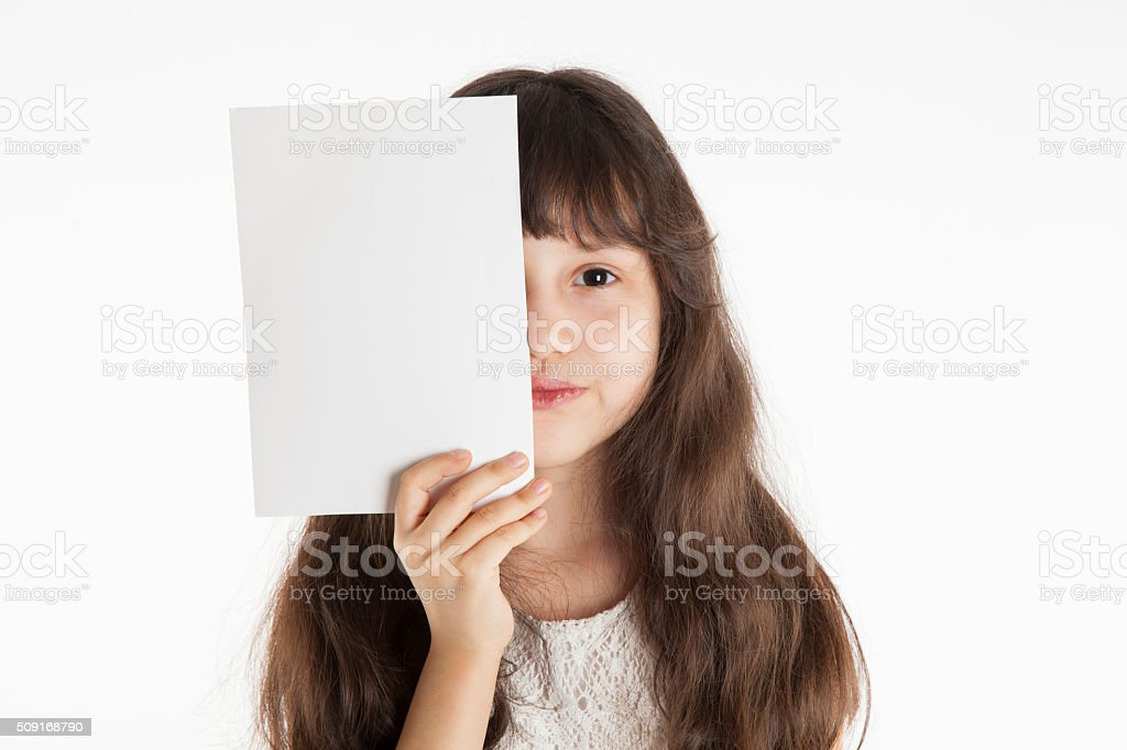 daughters and label stock photo