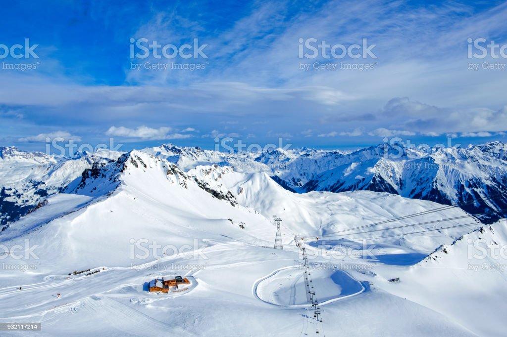 Davoser Berge Ski resort – Foto