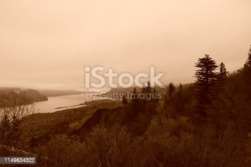 Near Corbett, Oregon