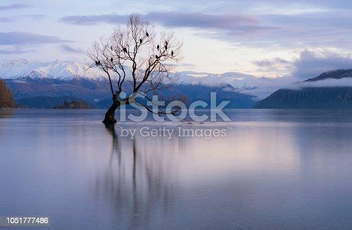 Dawn at Lake Wanaka