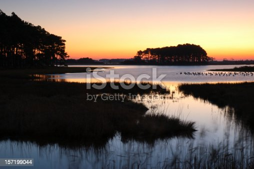 istock Dawn at Chincoteague Island 3 157199044