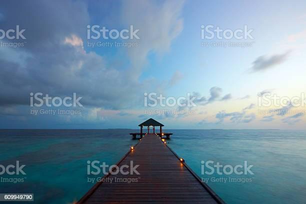 Photo of Dawn In The Maldives