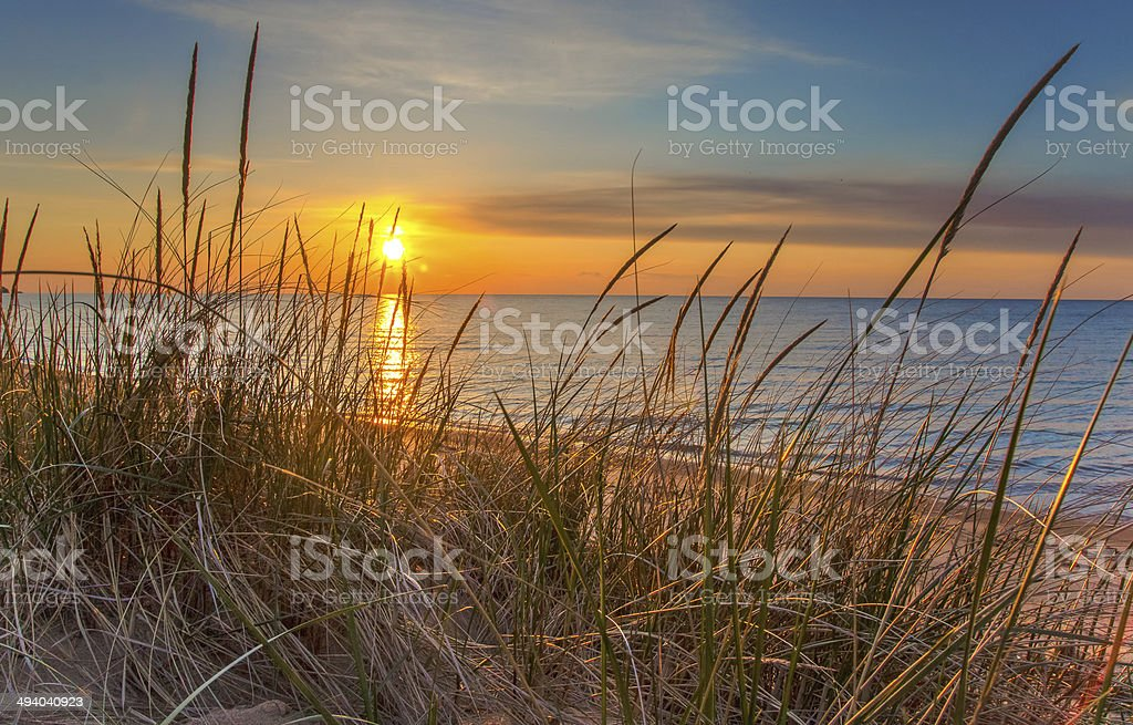 Dawn Of A New Day stock photo